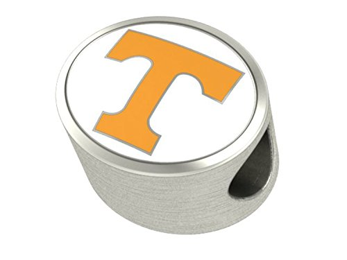 Tennessee Volunteers Enameled Charms Fit Most European Style Charm Bracelets