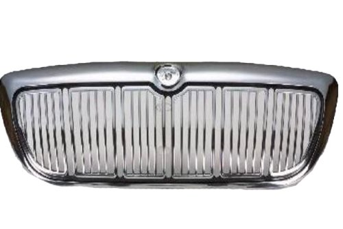 98-02 Mercury Grand Marquis Front Grille Car Chrome New (Grill Car Mercury compare prices)