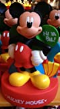 Disney Parks Mickey Mouse Coin Bank - Disney Parks Exclusive & Limited Availability