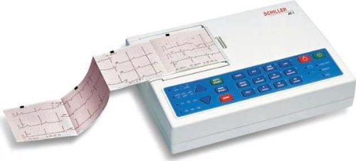 Schiller Cardiovit AT-1 ECG Machine - Standard