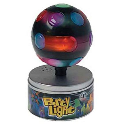 Spinning Light Ball