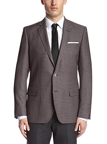 Hugo Boss Men's Dotted Slim Sportcoat