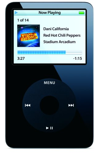 Apple 80 GB iPod AAC/MP3 Video Player Black (5.5 Generation)