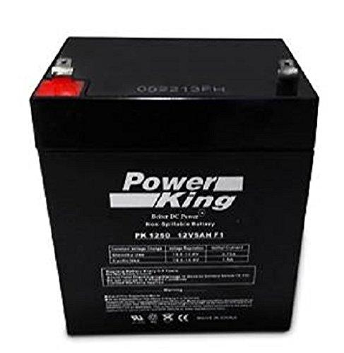 12V 4.5Ah /12V 5.0ah Home Alarm Security System SLA Battery