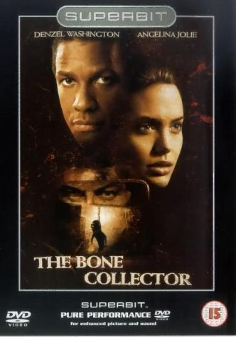 The Bone Collector --Superbit [DVD] [2000]