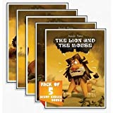 Aesop's Fables Book Pack of 5 Story Books (Aesop's Fables)