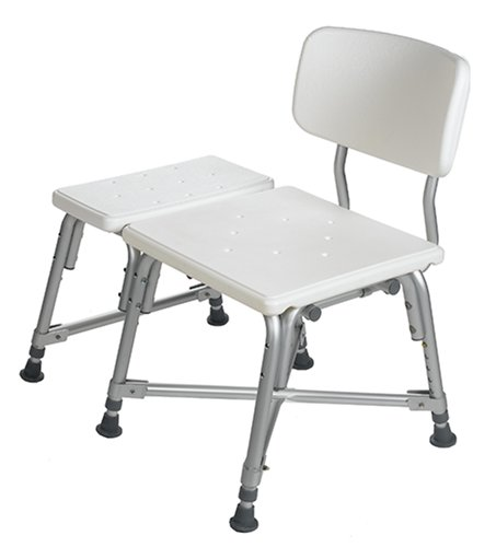 Medline Bariatric Plastic Transfer Bench Health Beauty Health Care Mobility Accessibility