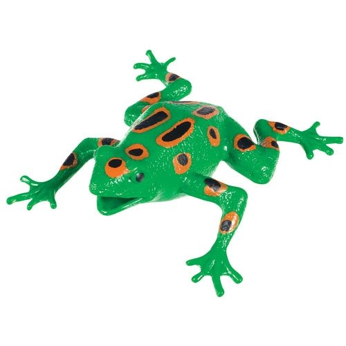 Toysmith Frog Squishimals Toy