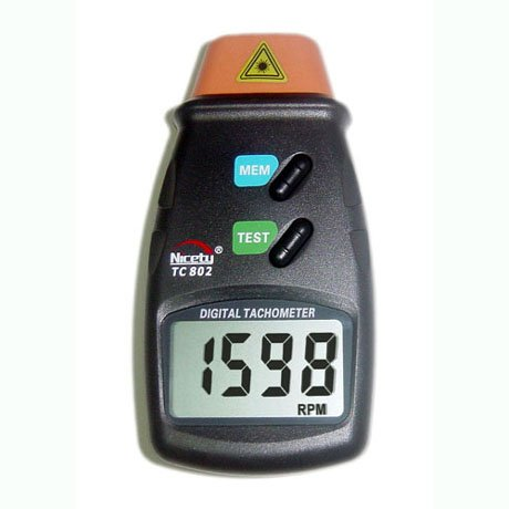 5582 ATD Pro Laser Tachometer