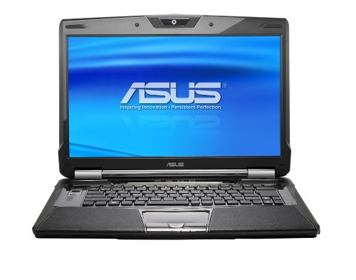 ASUS VX5-A2B 16-Inch Black Lamborghini Laptop (Windows 7 Ultimate)