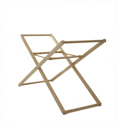 Baroo Wooden Moses Basket Stand