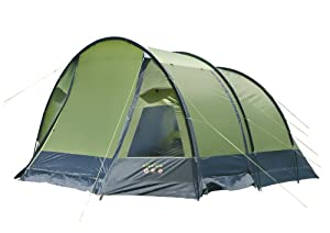 Gelert Atlantis 5 Tent - Calliste Green/Sweet Pea/Charc (Old Version)