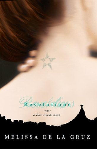 Cover of Revelations (Blue Blood, Book 3) (Blue Blood Novels)