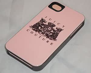 Juicy Couture Crest Case for iPhone 4