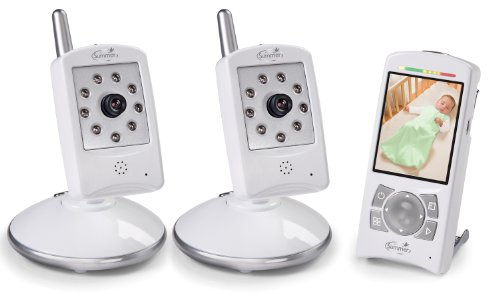 Summer Infant Sleek&Secure MultiView Video Monitor