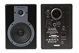 M-Audio BX5a 5-inch BiAmplified Studio Monitor Speakers