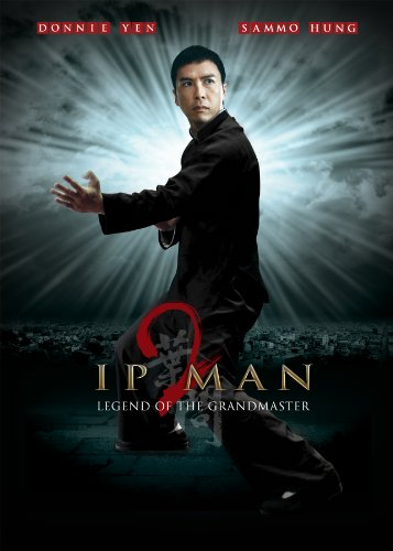 Ip Man 2: Legend of the Grandmaster Cover
