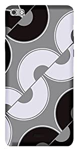 TrilMil Printed Designer Mobile Case Back Cover For Micromax Canvas Silver 5 Q450