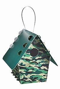 Tweet Tweet Home Bird House, Classic Camouflage
