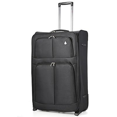 "Aerolite Super Lightweight World lightest Suitcase Trolley Cases Bag Luggage 29"" (2 Wheel)"