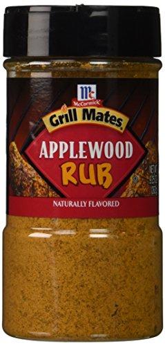 McCormick Grill Mates Applewood Rub - 9.25 oz.