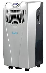 NewAir AC-10000H Ultimate Comfort 10,000 BTU Portable Air Conditioner and Heater