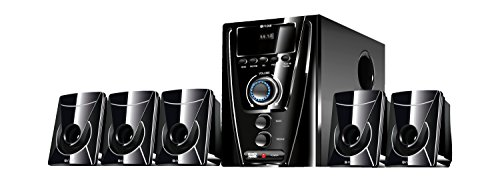 Flow Flash 5.1 Multimedia Speaker Home Theater System