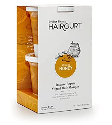 Project Beauty HAIRGURT Yogurt Hair Mask
