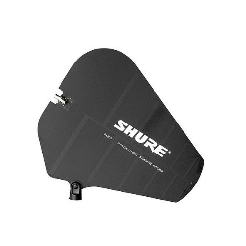 New Shure | High-Performance Passive Directional Antenna, Pa805X With For Psm Wireless Systems (944-952Mhz)