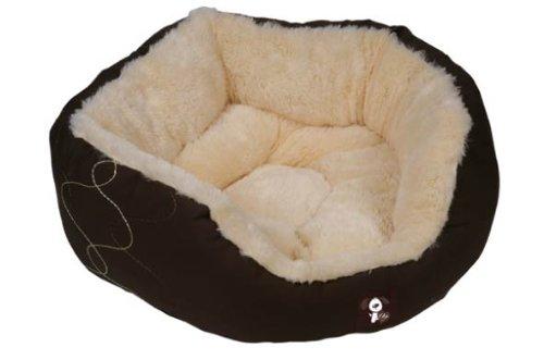 Yap Dolgi Super Soft Donut Pet Bed, 24 inch