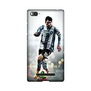 Printrose Honor Holly 2 Plus Back Cover High Quality Designer Printed Case and Covers for Honor Holly 2 Plus messi