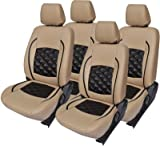 AutoDecor CA-546 Beige Leatherite Car Seat Cover For Renault Pulse (PACK OF 4)