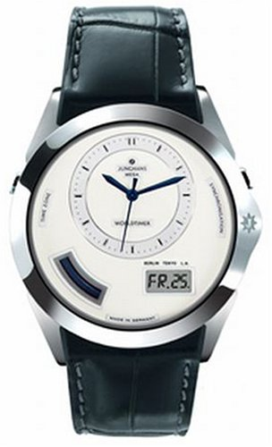 JUNGHANS (ユンハンス) 腕時計 AVANGARDE WORLDTIMER 056/4500.00 [正規輸入品]