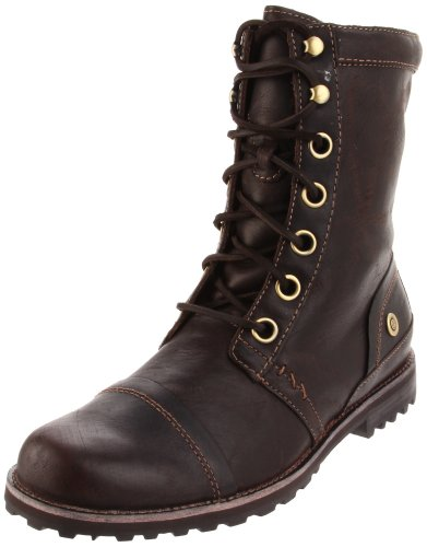 Rockport Men's Break Trail Cap Toe Pinecone Lace Up Boot K59332  8.5 UK, 42.5 EU, 9 US