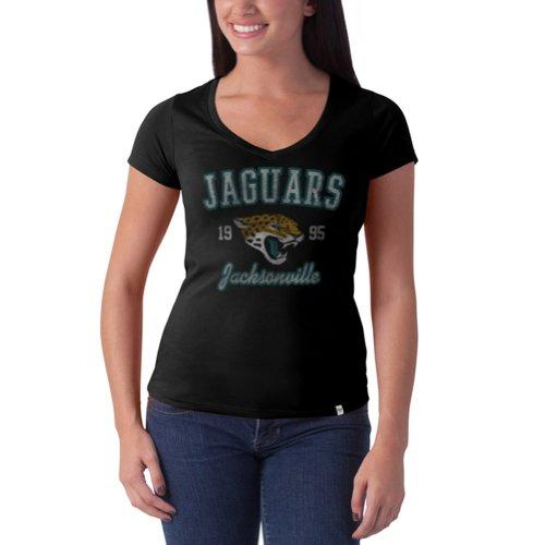 jacksonville-jaguars-t-shirt-donna-nero-small