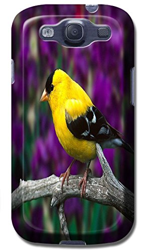 Phones Accessories Nice Birds Stand On The Trees Cute Design Cases For S3 I9300 # 2