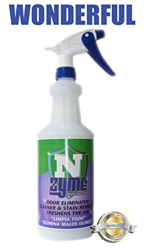 top products in 2016 nzyme odor eliminator and pet urine cleaner w grease cutters 32 oz bottle. Black Bedroom Furniture Sets. Home Design Ideas