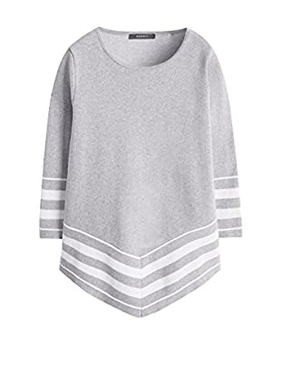 ESPRIT Collection Blusa (Gris)