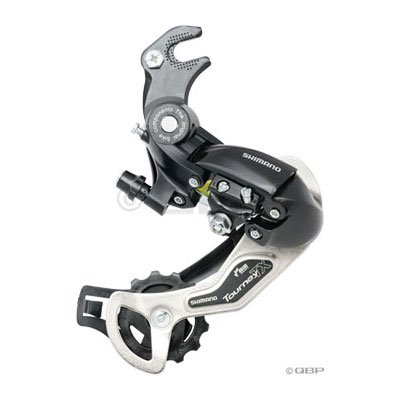 Buy Low Price Shimano Tourney TX35 6/7 spd Rear Derailleur w/ Hanger (DERR11017)