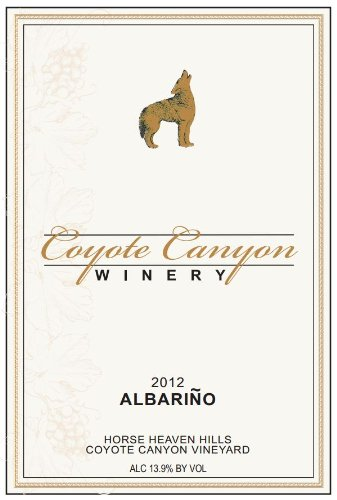2012 Coyote Canyon Winery Horse Heaven Hills Albariño 750 Ml