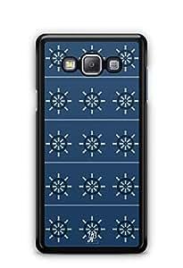 YuBingo Ship Navigation Wheels Pattern Mobile Case Back Cover for Samsung Galaxy A7