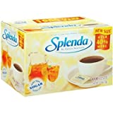Splenda No Calorie Sweetener 1000 Individual Packets Value Pack (Net Wt. 2.2