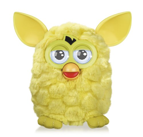 Furby - Sprite Yellow
