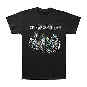 Amazon.com: Mushroomhead Men's Camo T-shirt Black: Music