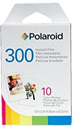 Polaroid PIC-300 Instant Film for 300 Series Cameras (10 Pack)