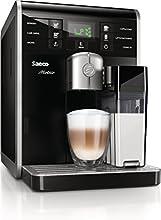 Saeco HD8769/01 Moltio Kaffeevollautomat (Milchbehälter) schwarz