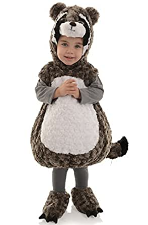 Underwraps Baby's Raccoon Belly-babies Halloween Costume