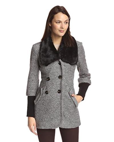 The Cue Women's Rebekah Faux Fur Coat