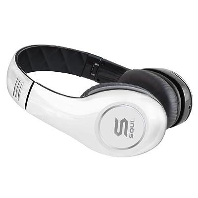 SOUL by Ludacris SL150 High-Definition On-Ear Headphones