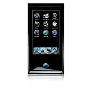 Trio 3010 4 GB 3-Inches Touchscreen MP3 Player